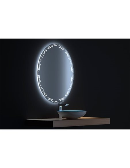De Aqua spogulis Декор 7590 - 2