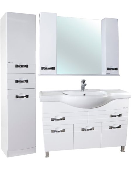 Bellezza spoguļu skapītis Абрис 120 - 2