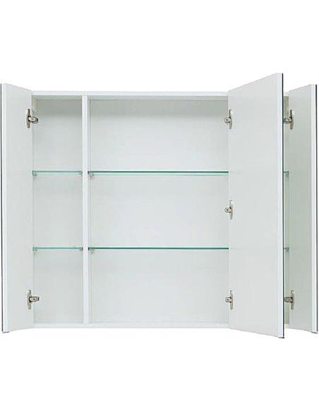 Aquanet spoguļu skapītis Алвита 100 - 4