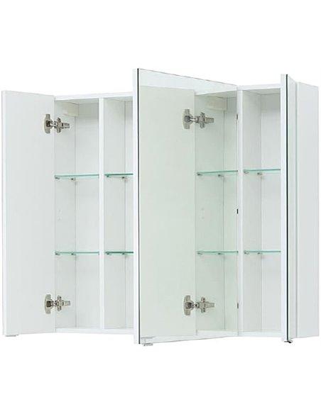 Aquanet spoguļu skapītis Алвита 100 - 5