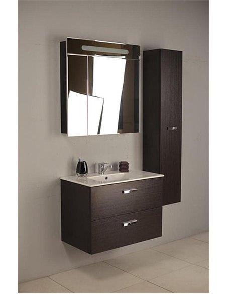 Roca spoguļu skapītis Victoria Nord Black Edition 80 - 2