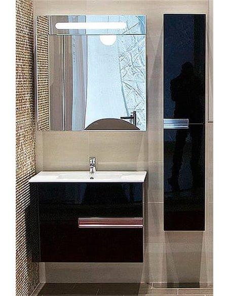 Roca spoguļu skapītis Victoria Nord Black Edition 80 - 3