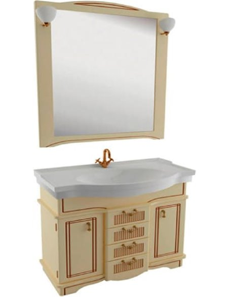 Aquanet spogulis Луис 110 - 2