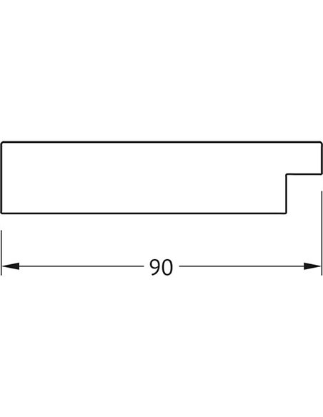 Evoform spogulis Definite BY 3120 - 4
