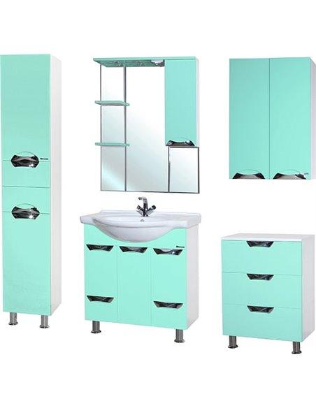 Bellezza spoguļu skapītis Белла Люкс 75 - 2