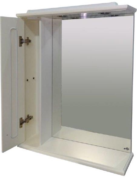 Misty spoguļu skapītis Лувр 60 L - 2