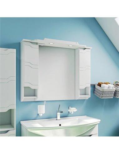 Runo spoguļu skapītis Стиль 105 - 1