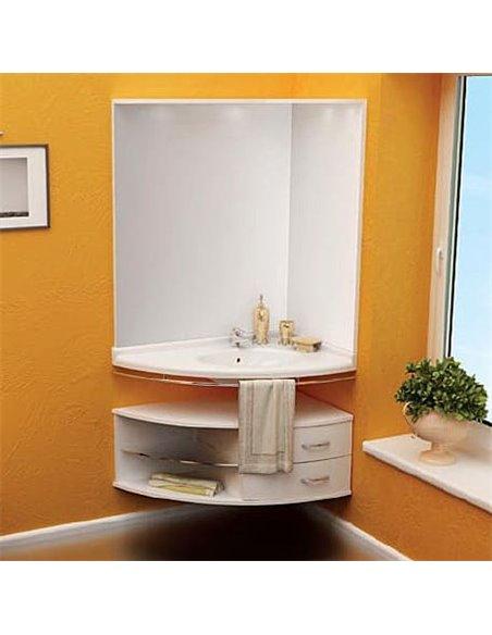 Aquanet spogulis Корнер 80 - 3