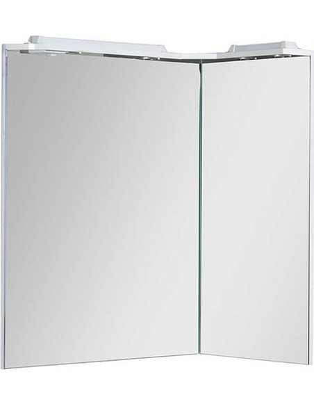 Aquanet spogulis Корнер 80 - 4