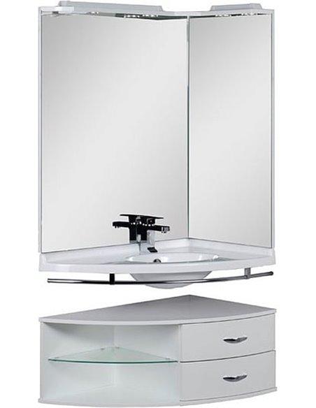 Aquanet spogulis Корнер 80 - 6