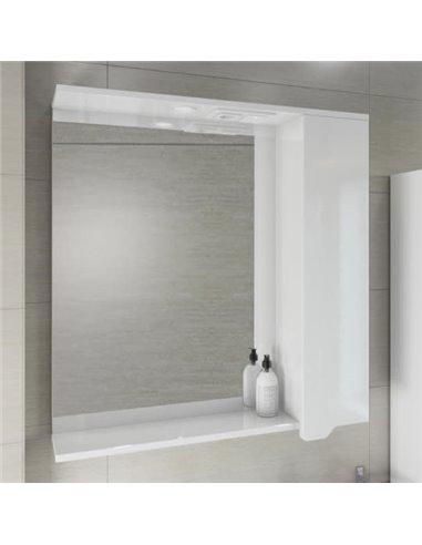 Sanstar spoguļu skapītis Лайн 60 - 1