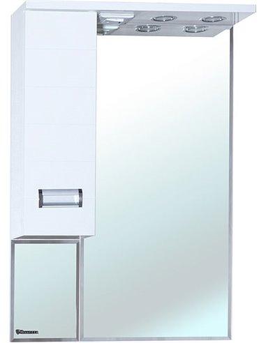 Bellezza spoguļu skapītis Сиена 70 - 1