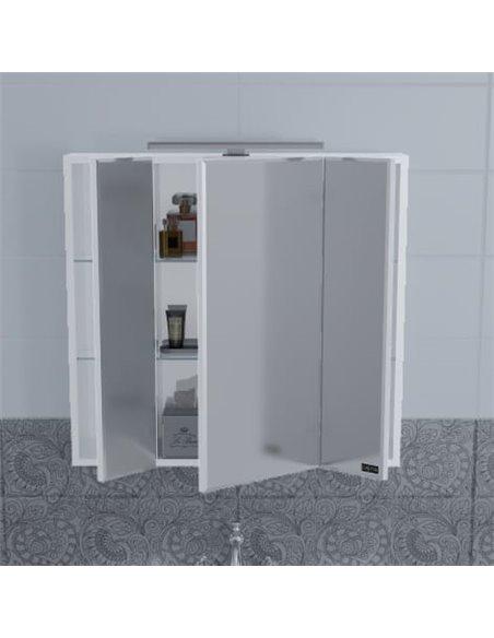 СанТа spoguļu skapītis Стандарт 80 - 3