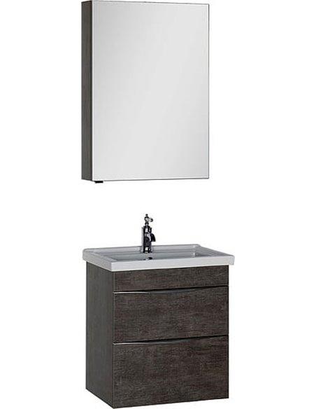 Aquanet spoguļu skapītis Эвора 60 - 2