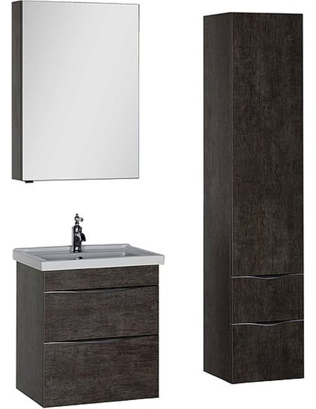 Aquanet spoguļu skapītis Эвора 60 - 3