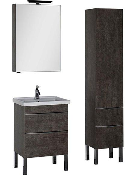 Aquanet spoguļu skapītis Эвора 60 - 4