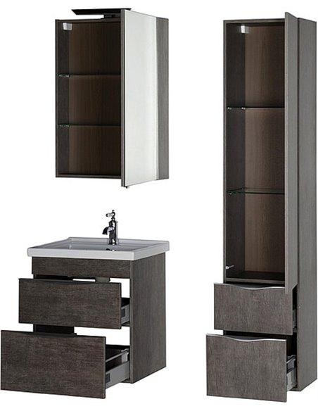 Aquanet spoguļu skapītis Эвора 60 - 9