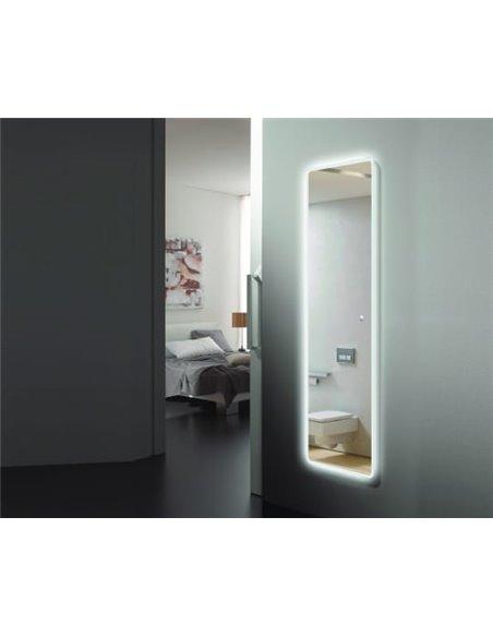 Esbano spogulis ES-2073 W - 2