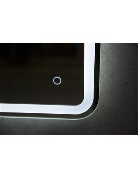 BelBagno spogulis SPC-MAR-800-800-LED-TCH - 2