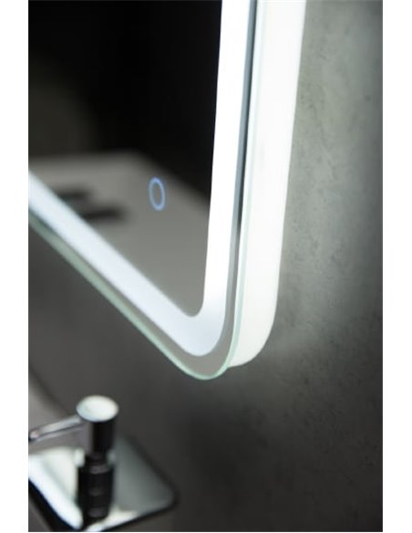 BelBagno spogulis SPC-MAR-800-800-LED-TCH - 3
