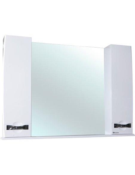 Bellezza spoguļu skapītis Абрис 105 - 1