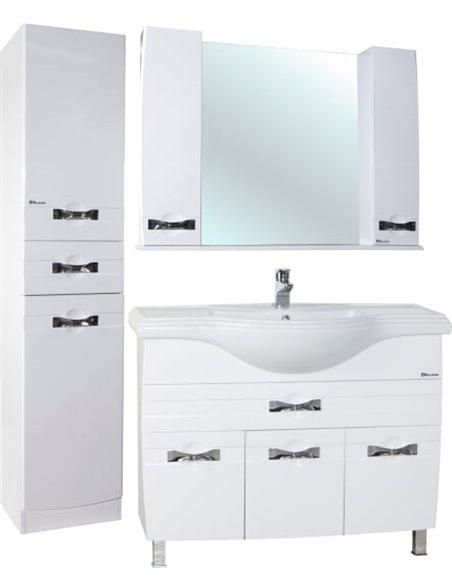 Bellezza spoguļu skapītis Абрис 105 - 2