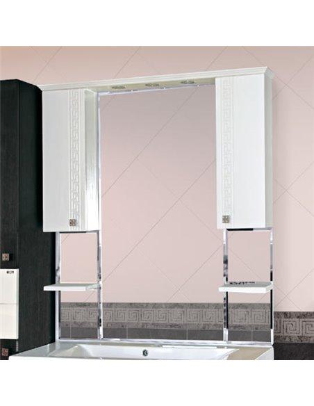 Misty spoguļu skapītis Олимпия 105 - 1