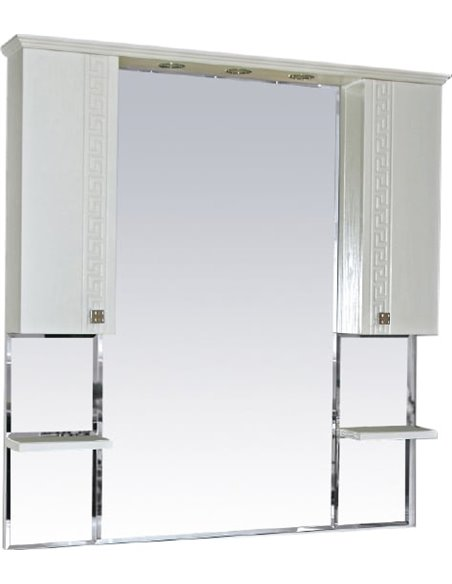 Misty spoguļu skapītis Олимпия 105 - 5