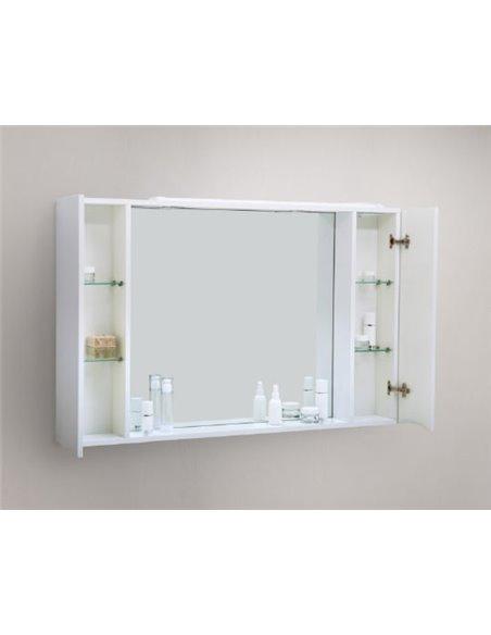 BelBagno spoguļu skapītis Marino 100 - 3