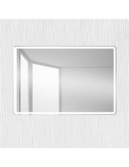 BelBagno spogulis SPC-MAR-900-600-LED-BTN - 1