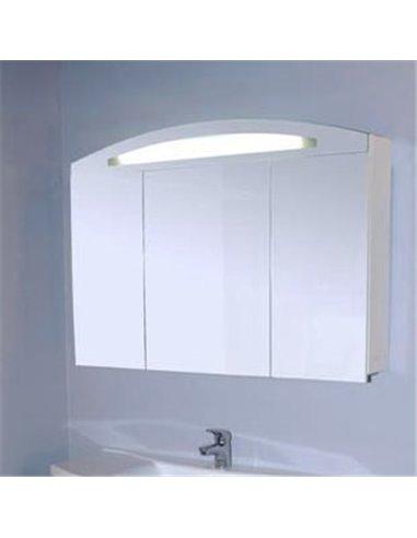 Aquanet spoguļu skapītis Тренто 120 - 1