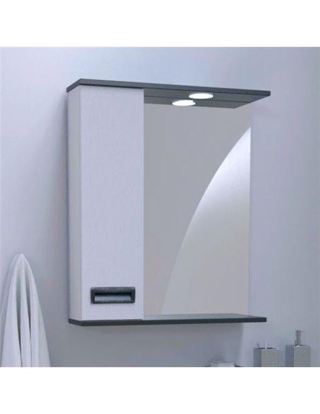 АВН spoguļu skapītis Лофт 65 - 1