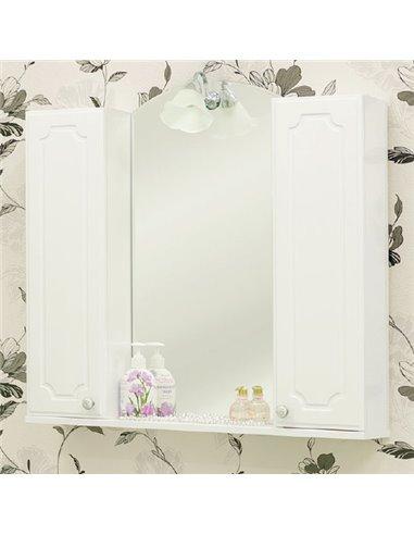 Sanflor spoguļu skapītis Ксения 80 - 1