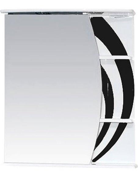 Misty spoguļu skapītis Каролина 60 - 5