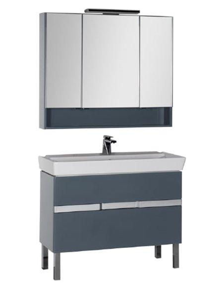 Aquanet spoguļu skapītis Виго 100 - 7