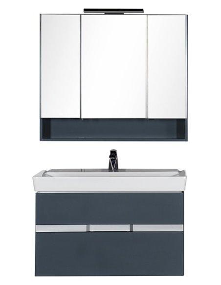 Aquanet spoguļu skapītis Виго 100 - 8