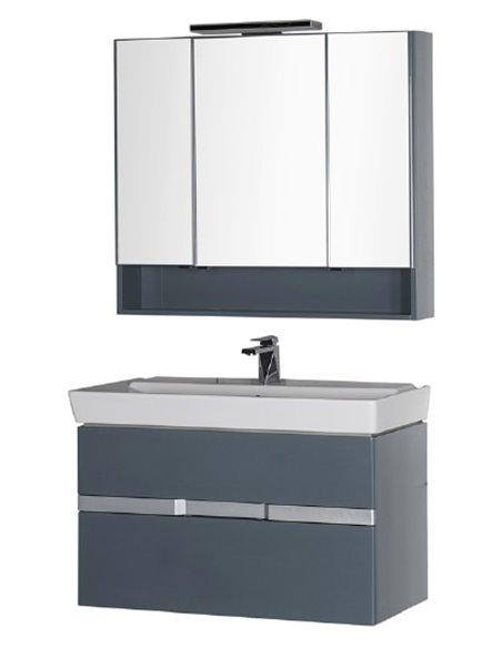 Aquanet spoguļu skapītis Виго 100 - 9
