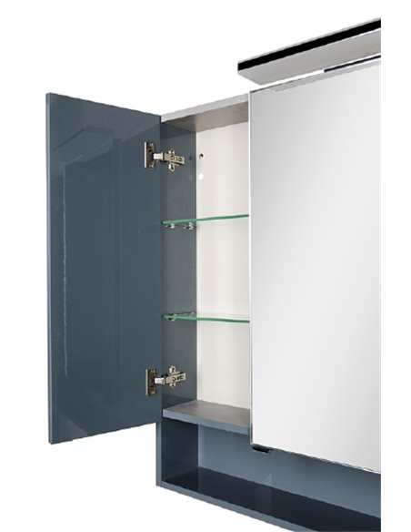Aquanet spoguļu skapītis Виго 100 - 13