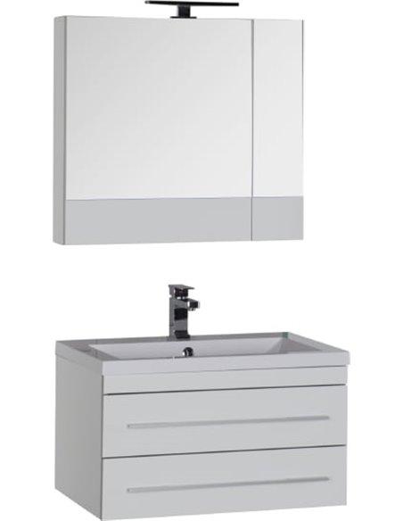 Aquanet spoguļu skapītis Верона 75 - 11