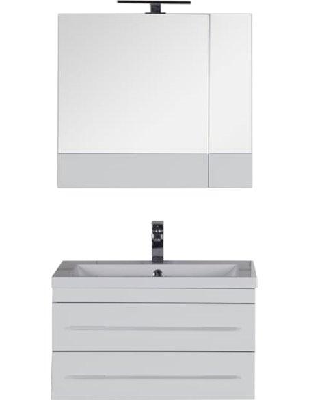 Aquanet spoguļu skapītis Верона 75 - 13