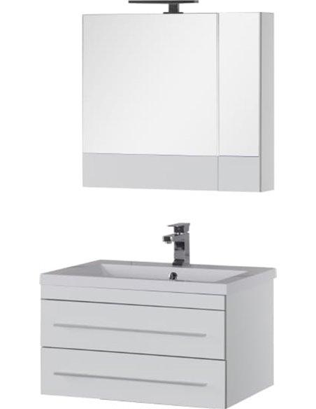 Aquanet spoguļu skapītis Верона 75 - 15