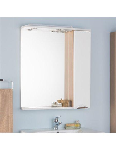 Aquanet spoguļu skapītis Гретта 75 - 1