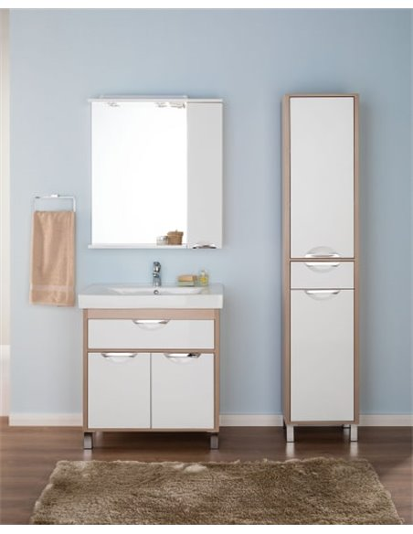 Aquanet spoguļu skapītis Гретта 75 - 4