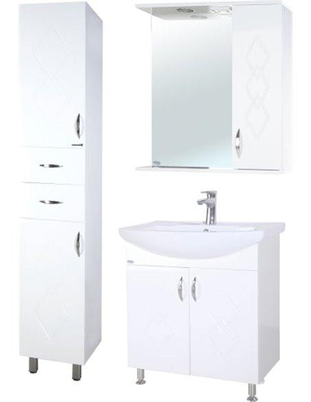 Bellezza spoguļu skapītis Элеганс 65 - 2