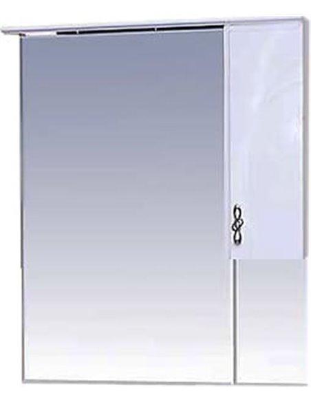 Misty spoguļu skapītis Сицилия 85 R - 4
