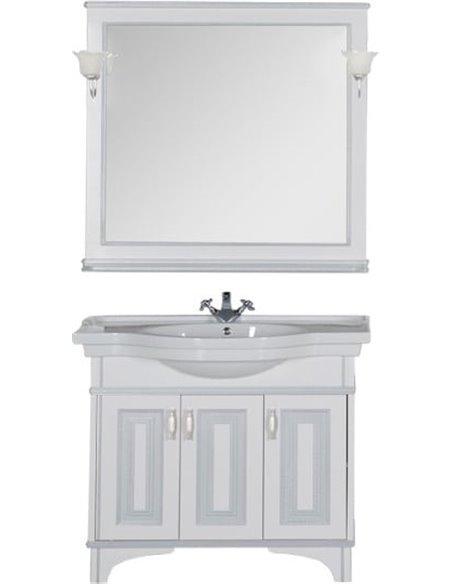 Aquanet spogulis Валенса 100 - 3