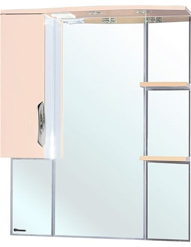 Bellezza spoguļu skapītis Лагуна 85 - 1