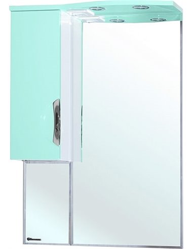 Bellezza spoguļu skapītis Лагуна 65 - 1