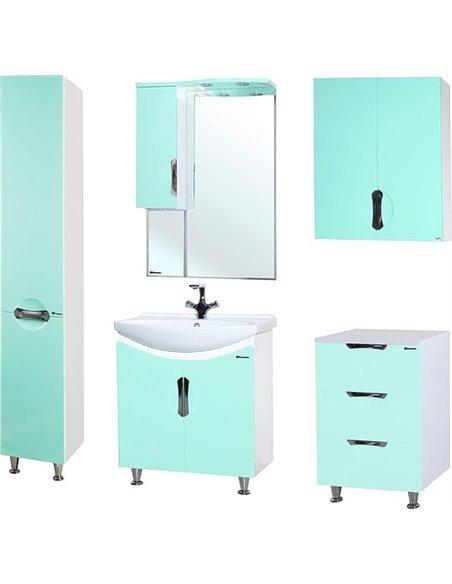 Bellezza spoguļu skapītis Лагуна 65 - 2