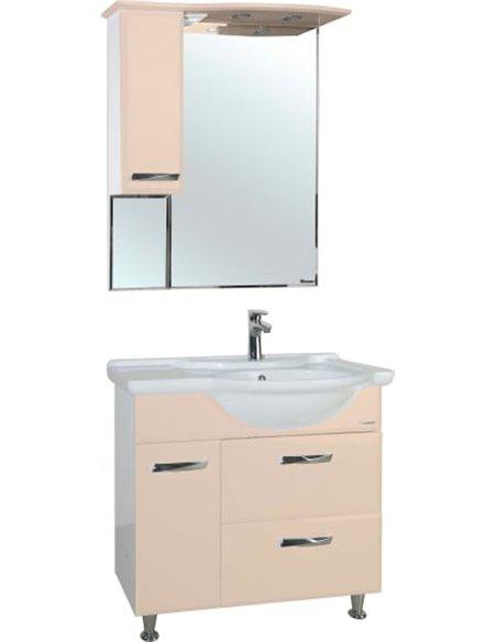 Bellezza spoguļu skapītis Балтика 90 - 2